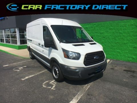 2018 Ford Transit Van Cargo Long Wheel base