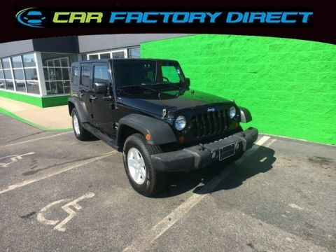 2010 Jeep Wrangler Unlimited Sport 4x4