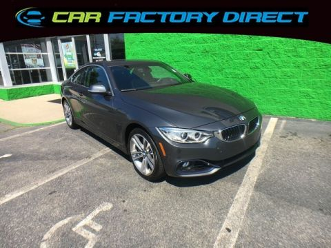 2016 BMW 4 Series 435i xDrive Sport Navigation