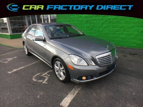 Pre-Owned 2010 Mercedes-Benz E-Class E 350 Luxury Navigation awd All Wheel Drive 4MATIC Sedan